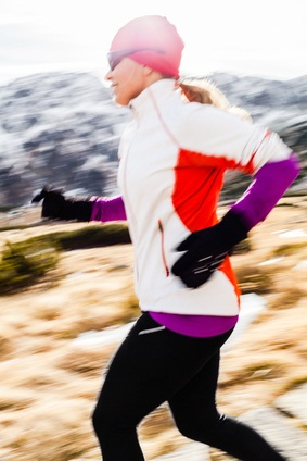 hip pain or hip injury from running