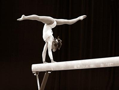 gymnastics injury