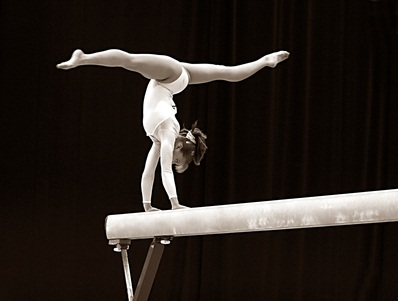 Sports Injuries like Gymnastics Injury