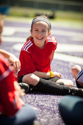 Common Knee Injuries for Kids include Torn Meniscus