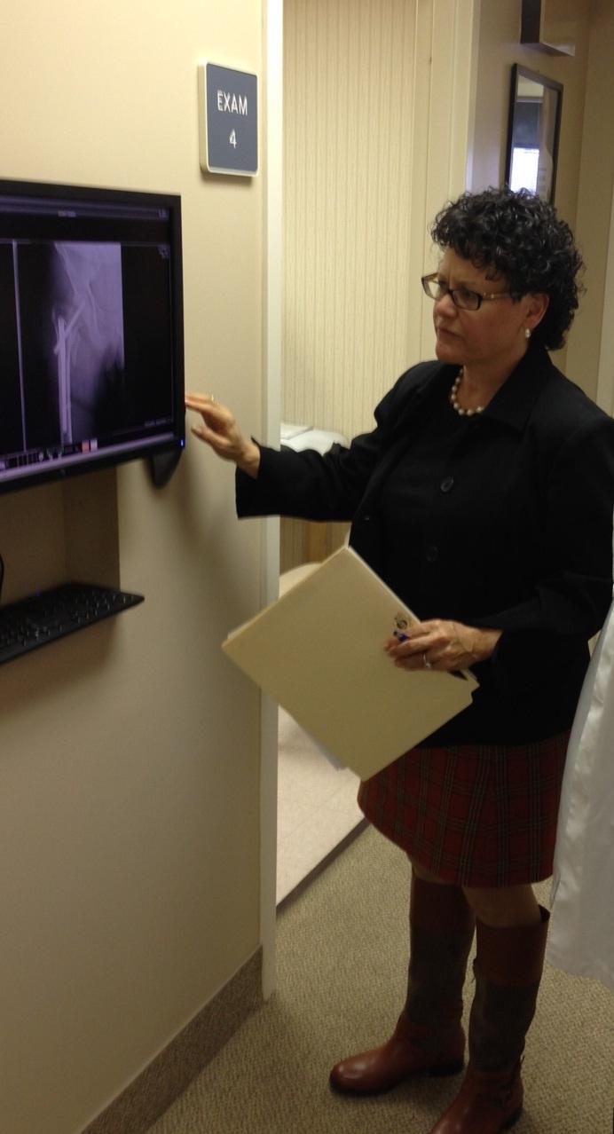 Louisville orthopedic surgeon performs rotator cuff repair
