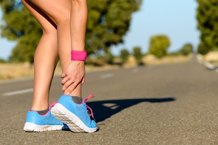ankle sprains are a common sports injury
