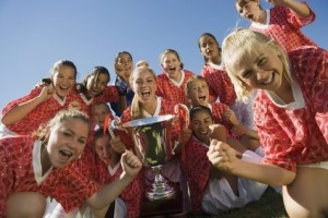 Youth sports injuries include clavicle tear and concussions