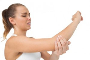 PRP injections for injured elbow