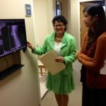 Dr-Stacie-Grossfeld-and-Dr-Bertina-Lin-at-Orthopaedic-Specialists