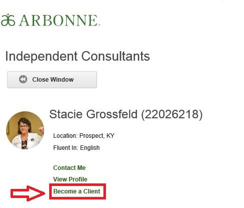 Independent Consultant Stacie Grossfeld