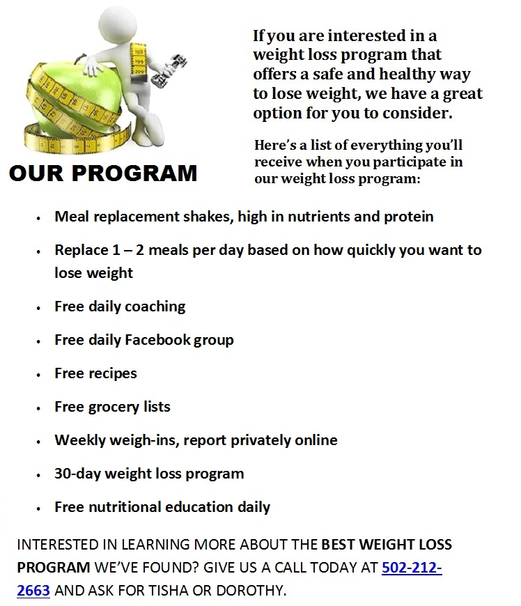 Best Weight Loss Program, Meal Replacement Shakes