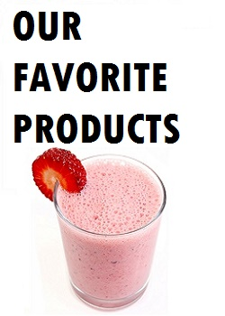 favorite weight loss products