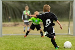 Sports concussions for soccer players