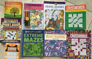Don't Forget Your Brain Exercises | Dr  Grossfeld