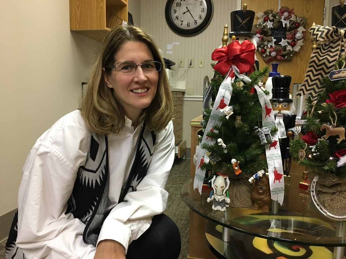 Holiday Tree Decorating At Louisville Orthopedic Medical
