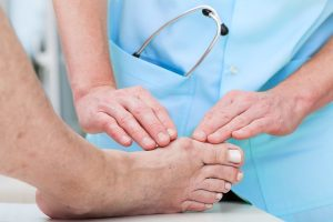 Stem Cell Injections Heal Foot Pain